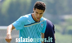 LAZIO, HERNANES:SEGNO AL DERBY